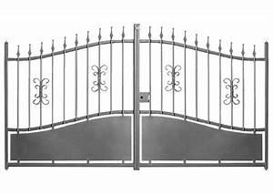 Portail Famille Le Pontet : portail r sidentiel portails pro fer et alu france ~ Dailycaller-alerts.com Idées de Décoration