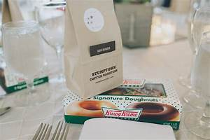 doughnut wedding favors images With krispy kreme wedding favors