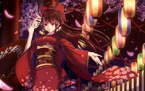 Hd Wallpaper Background Image Id Anime Jpg 2880x1800 Supreme Trunks Plant Reimu Hakurei Hd Wallpaper Background Image 2880x1800