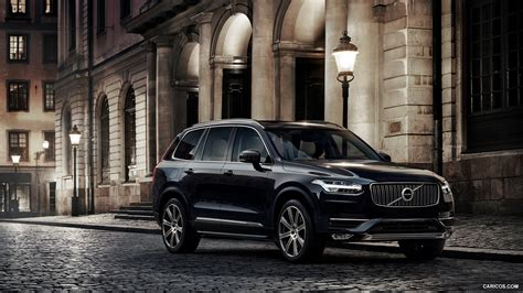 Volvo Xc90 4k Wallpapers by 2015 Volvo Xc90 Front Hd Wallpaper 16 1920x1080