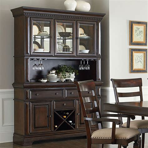 charleston buffet  hutch  standard furniture