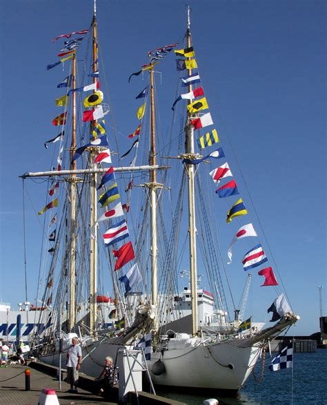 Boat Communication Flags by International Maritime Signal Flags