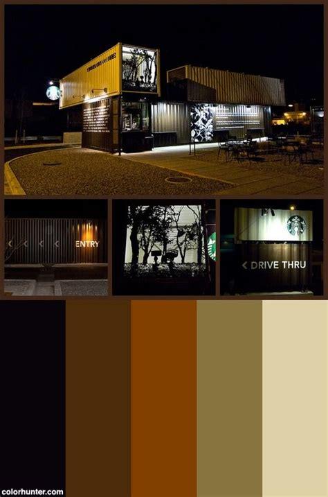159 coffee color palette ideas. Starbucks Color Scheme | Interior wall colors, Starbucks design, Interior design paint