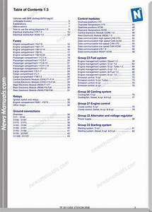 Volvo V70 08 Xc90 2008 Wiring Diagrams
