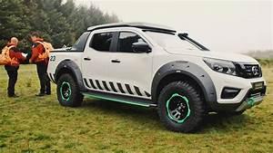 2016 Nissan Navara Enguard Concept