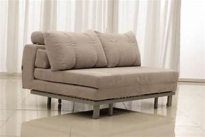 Click clack sofa bed sofa chair bed modern leather for Sofa bed that is comfortable