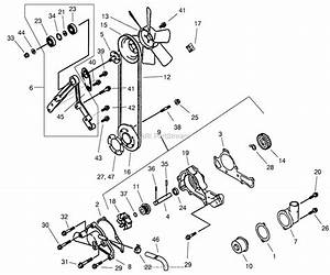 Toro 73580  520lxi Garden Tractor  2001  Sn 210000001
