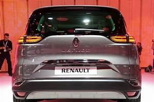 Argus Automobile Renault : renault espace v photos et vid os espace 2015 au mondial de l 39 auto photo 42 l 39 argus ~ Gottalentnigeria.com Avis de Voitures