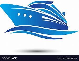 Cruise Ship Royalty Free Vector Image - VectorStock