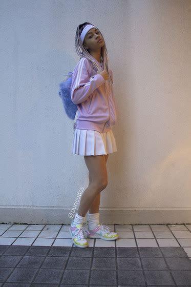 choom chan fit for a princess lookbook