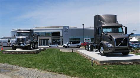 volvo trucks virginia volvo trucks opens customer center at virginia factory