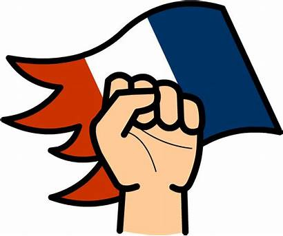 Revolution French Clipart American Clip Transparent Easy