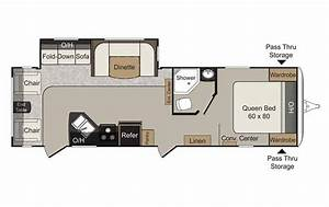 Keystone passport ultra lite travel trailer chilhowee rv for Passport travel trailer floor plans