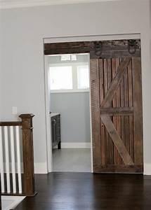 Barn Door In Bathroom - [peenmedia com]
