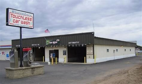 River Place Car Wash Amery, WI owned and operated by Lake