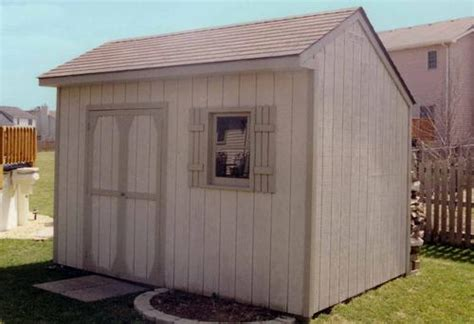 menards shed in a box 8 w x 12 d saltbox storage building at menards 174