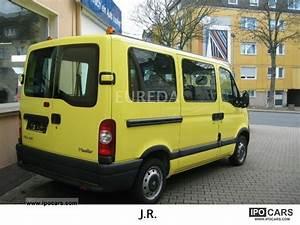 2006 Renault Master 2 5 Dci 100 L1h1
