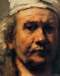 Rembrandt Portrait Paintings