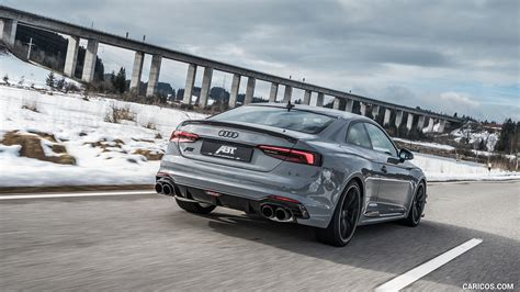 2018 Audi Rs5 Wallpaper by 2018 Abt Rs5 R Based On Audi Rs5 Rear Hd Wallpaper 4