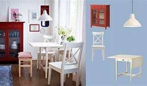 Weiße Stühle Esszimmer : hej bei ikea sterreich einrichtung klapptisch wei wei e st hle und esszimmer ~ Eleganceandgraceweddings.com Haus und Dekorationen