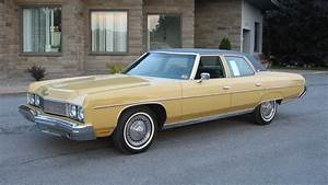 1973 Chevrolet Caprice With Only 2,950 Miles!
