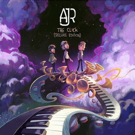 What is an ep and lp in music? AJR - The Click Deluxe Edition (Vinyl LP) - Amoeba Music