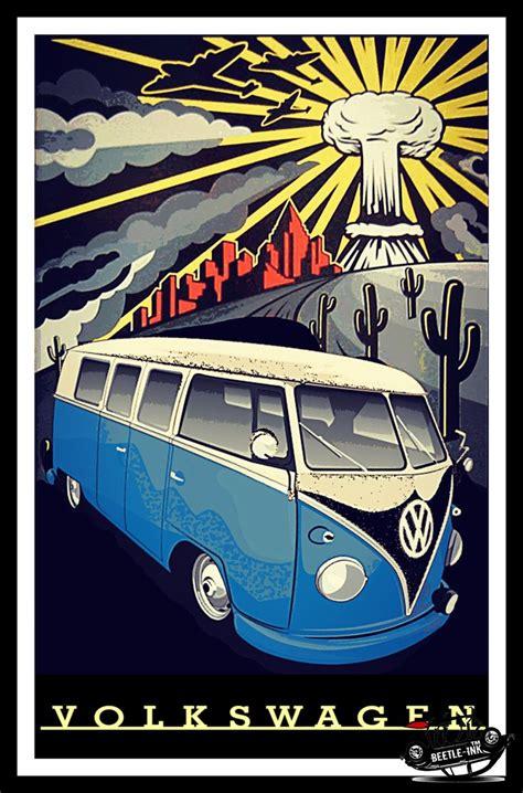 Explosive Volkswagens | Classic volkswagen, Volkswagen ...