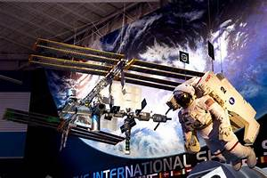 Space Center Houston | International Space Station Gallery