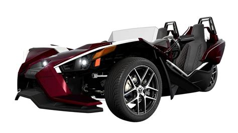 Polaris Slingshot Sl Limited Edition Midnight Cherry