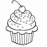Colorir Desenhos Cupcakes Infantis Imprimir Cupcake Desenho Atividades Julilu Melhores Infantil Escolares Imagensemoldes Delicia Lindos sketch template