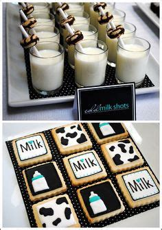 cookies and milk kara 39 s party ideas 1000 images about baby shower ideas from kara 39 s party