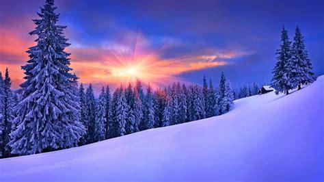 Desktop Wallpaper Winter Landscapes (46+ Images