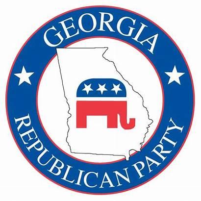 Georgia Republican Ga Politics Party Gop Political