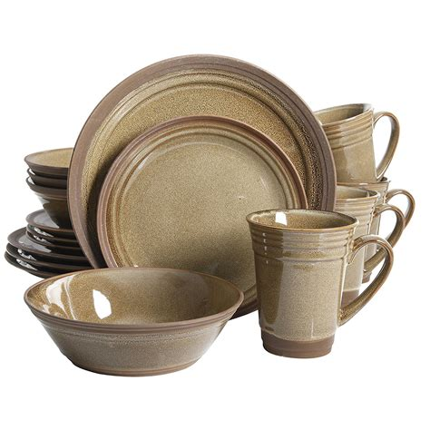 dinnerware sears sets gibson sc elite brynn kmart piece amber st collections cheap china elegant tableware cheapest