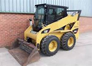 Caterpillar 232b Skid Steer Loader Sch Electrical And