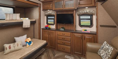 What's The Difference Between An Rv With Bunk Beds And A