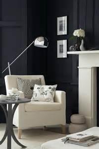 Home Office Interior Design Ideas 30 Exquisite Black Wall Interiors For A Modern Home Freshome