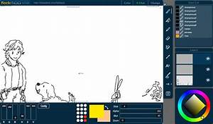 Flockmod  Interactive Drawing For The Modern Age