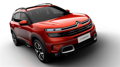 2018 Citroen C5 Aircross Review, Price, Release Date