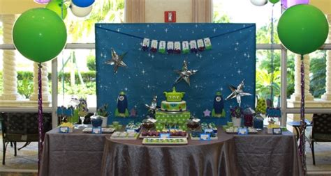 buzz lightyear party pretty  party