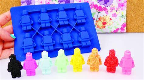 LEGO Figuren aus Wolkenschleim & Silk Clay?! Foam Clay in