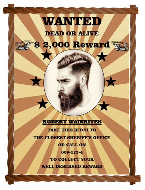 poster template docs 13 free wanted poster templates printable docs microsoft word templates