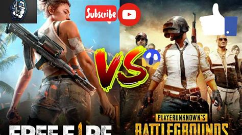 Kills in pubg mobile are much more satisfying. Which is better FREE FIRE OR PUBG { #FREEFIRE } - YouTube