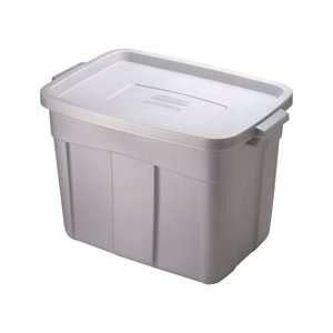 rubbermaid roughneck modular slide lid storage shed septls325375202olvss rubbermaid horizontal slide lid