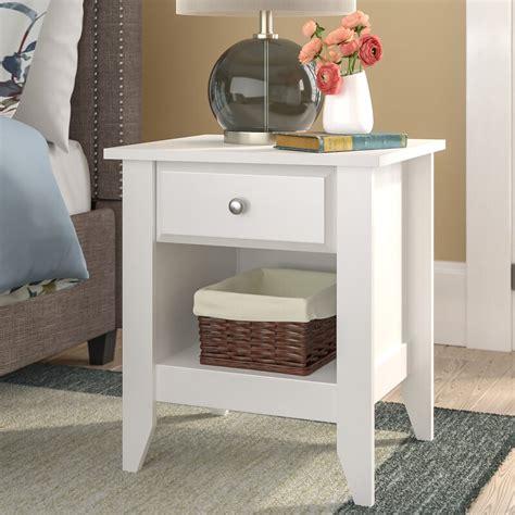 andover mills revere  drawer nightstand reviews wayfair