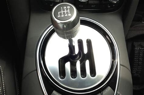 Four Popular Vehicles That Do Not Have A Manual