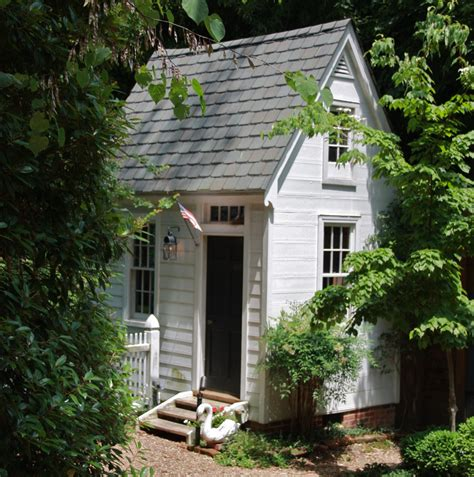 garden sheds breaking new ground in zone 6 - Backyard Outbuildings