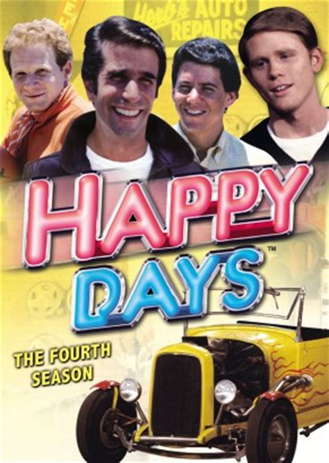 happy days  fourth season dvd review
