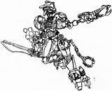 Bionicle Ausmalbilder Breez Ancenscp Malvorlagencr sketch template