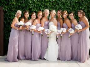 lavender bridesmaid dresses purple bridesmaids dresses knotsvilla